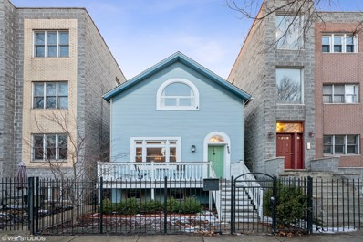 1626 N Bell Avenue, Chicago, IL 60647 - #: 10298617