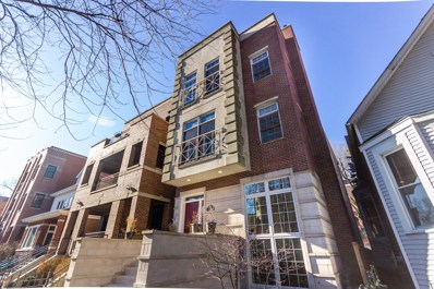 3824 N Greenview Avenue UNIT 2, Chicago, IL 60613 - #: 10298979