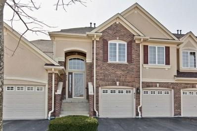 455 Saddlebrook Lane, Vernon Hills, IL 60061 - #: 10299016