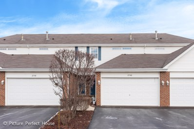 2740 Foxwood Drive UNIT 2740, New Lenox, IL 60451 - MLS#: 10299224