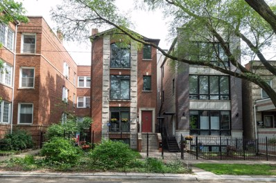 1514 W Victoria Street UNIT 3, Chicago, IL 60660 - #: 10299235