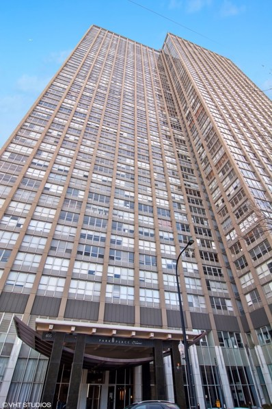655 W Irving Park Road UNIT 2504, Chicago, IL 60613 - MLS#: 10299337
