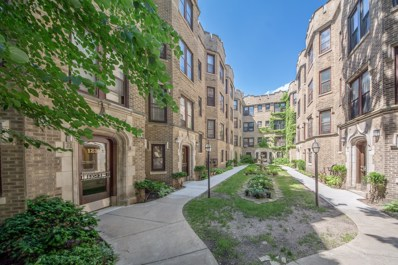 1232 W Jarvis Avenue UNIT 1N, Chicago, IL 60626 - MLS#: 10299353