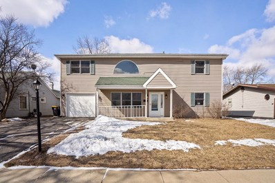704 Parkside Circle, Streamwood, IL 60107 - #: 10299357