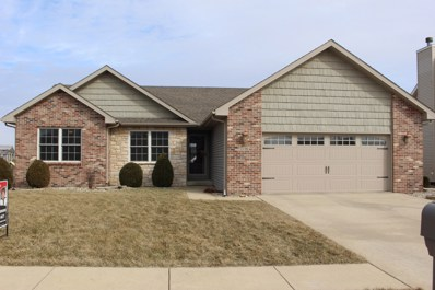 2236 Trappers Lane, Bourbonnais, IL 60914 - MLS#: 10299668