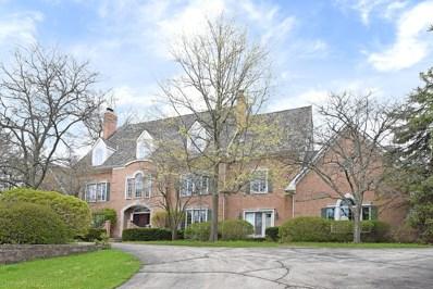 1411 Kurtis Lane, Lake Forest, IL 60045 - #: 10299765