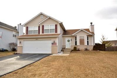 1411 Major Drive, Plainfield, IL 60586 - #: 10299933
