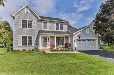 971 Brandt Drive, Lake In The Hills, IL 60156 - MLS#: 10299995
