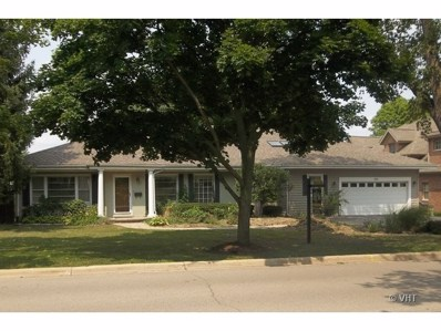 508 E Hillside Avenue, Barrington, IL 60010 - MLS#: 10300279
