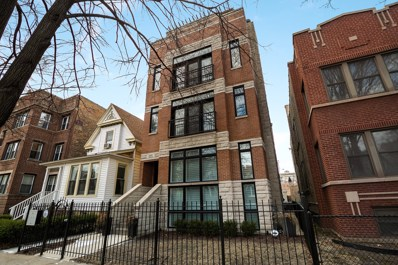 3422 N Bosworth Avenue UNIT 3, Chicago, IL 60657 - #: 10300307