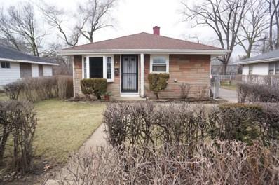 14134 Page Avenue, Dixmoor, IL 60426 - MLS#: 10300434