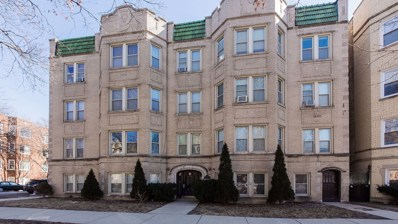 5625 N Spaulding Avenue UNIT G, Chicago, IL 60659 - #: 10300681