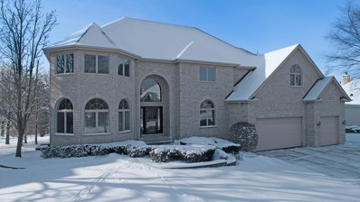 3280 Oak Knoll Road, Carpentersville, IL 60110 - #: 10300762