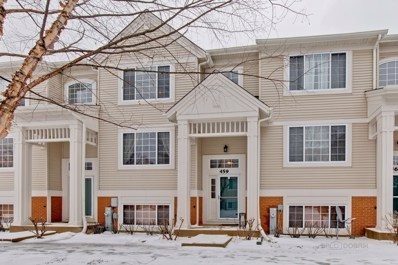 459 Cary Woods Circle UNIT 459, Cary, IL 60013 - #: 10301145