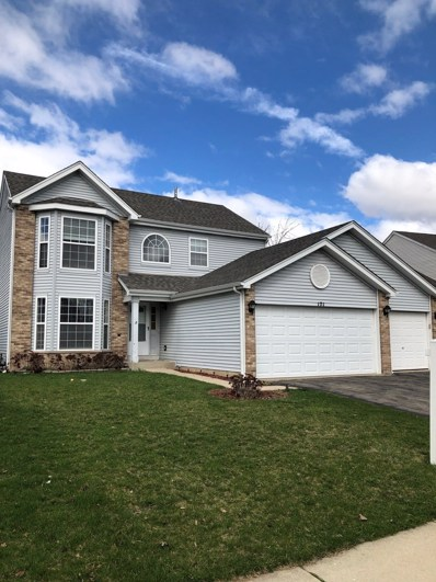 171 Ferryville Drive, Lake In The Hills, IL 60156 - #: 10301203