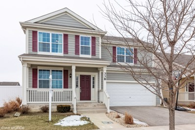 338 Snow Drop Lane, Elgin, IL 60124 - #: 10301245