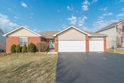 624 Superior Drive, Romeoville, IL 60446 - MLS#: 10301576