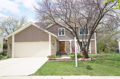 5010 N Tamarack Drive, Hoffman Estates, IL 60010 - #: 10301595