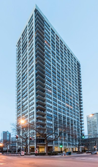 88 W Schiller Street UNIT 1702L, Chicago, IL 60610 - #: 10301817