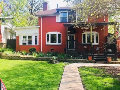 1743 W 100th Place, Chicago, IL 60643 - #: 10301844