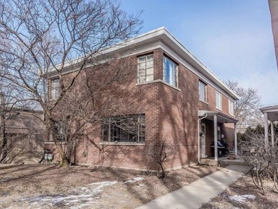 2543 Crawford Avenue UNIT 2543, Evanston, IL 60201 - #: 10301925