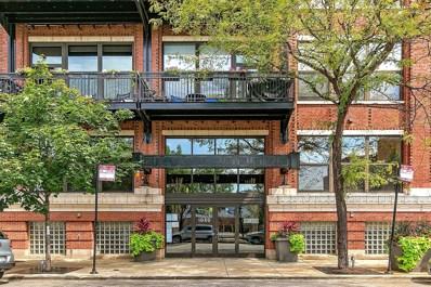 1040 W Adams Street UNIT 321, Chicago, IL 60607 - MLS#: 10302090