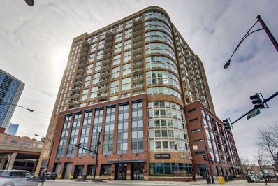 600 N Kingsbury Street UNIT 1407, Chicago, IL 60654 - #: 10302208