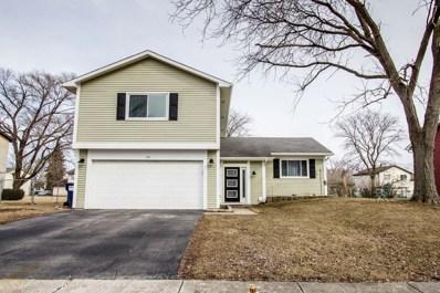 141 Huntingwood Road, Matteson, IL 60443 - MLS#: 10302320