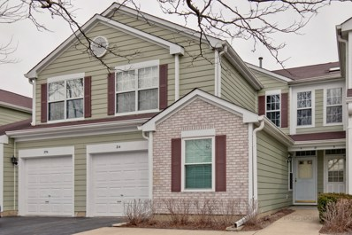 21 Coolidge Court UNIT A, Streamwood, IL 60107 - #: 10302351