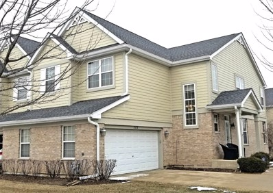 222 Westminster Drive, Bloomingdale, IL 60108 - #: 10302374
