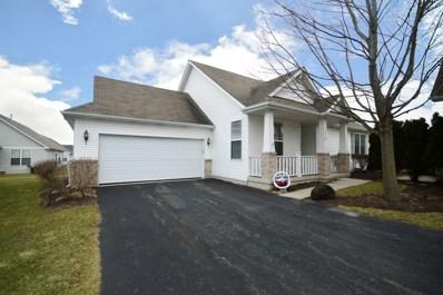 1713 Augusta Lane, Shorewood, IL 60404 - #: 10302384
