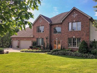 685 Castlewood Drive, Streamwood, IL 60107 - #: 10302780