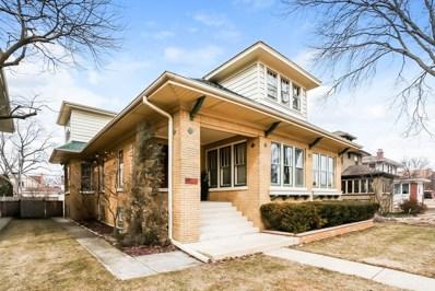 837 N Kenilworth Avenue, Oak Park, IL 60302 - #: 10302913