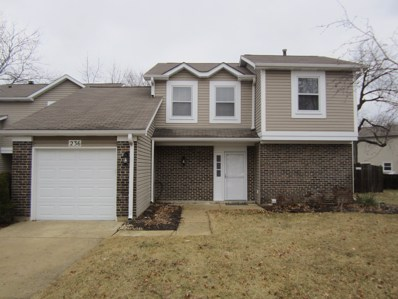 236 Amberwood Court UNIT 236, Bloomingdale, IL 60108 - #: 10303128