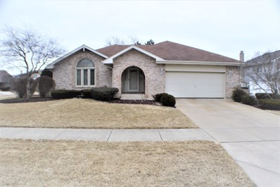 17427 Harvest Hill Drive, Orland Park, IL 60467 - #: 10303327