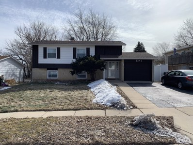 671 Nolan Avenue, Glendale Heights, IL 60139 - #: 10303452