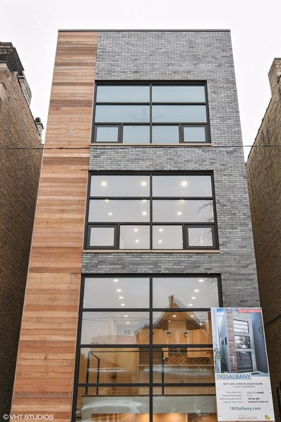 1905 N Albany Avenue UNIT 1, Chicago, IL 60647 - MLS#: 10303514