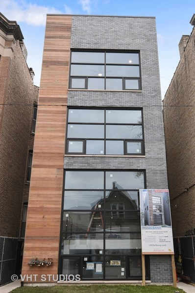 1905 N Albany Avenue UNIT 3, Chicago, IL 60647 - MLS#: 10303520