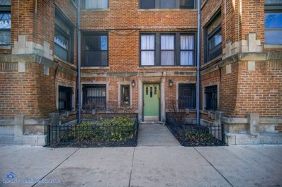 6832 N Lakewood Avenue UNIT G, Chicago, IL 60626 - #: 10303555