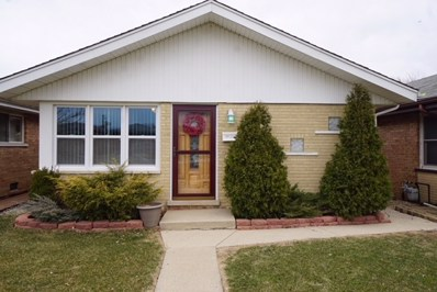 7513 Lockwood Avenue, Burbank, IL 60459 - #: 10304317