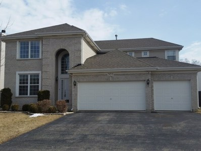 309 Merry Oaks Road, Streamwood, IL 60107 - #: 10304396