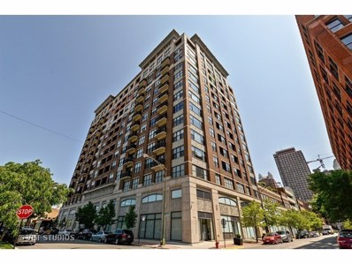 849 N Franklin Street UNIT 1115, Chicago, IL 60610 - #: 10304409