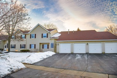 20 Gant Circle UNIT G, Streamwood, IL 60107 - #: 10304612