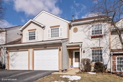 302 Ascot Lane UNIT 302, Streamwood, IL 60107 - #: 10304703