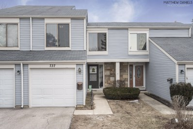 737 Colorado Court, Carol Stream, IL 60188 - #: 10304793