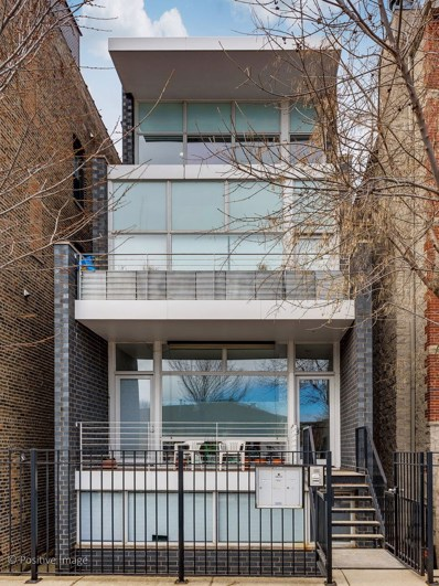 1308 N Cleaver Street UNIT 3, Chicago, IL 60642 - #: 10304833