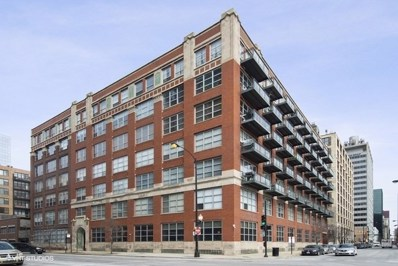 333 S Desplaines Street UNIT 606, Chicago, IL 60661 - #: 10305182