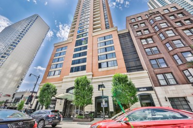 1160 S Michigan Avenue UNIT 1007, Chicago, IL 60605 - #: 10305326