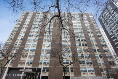 3033 N Sheridan Road UNIT 604, Chicago, IL 60657 - MLS#: 10305486