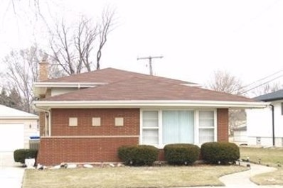 1066 E 166TH Street, South Holland, IL 60473 - #: 10305496